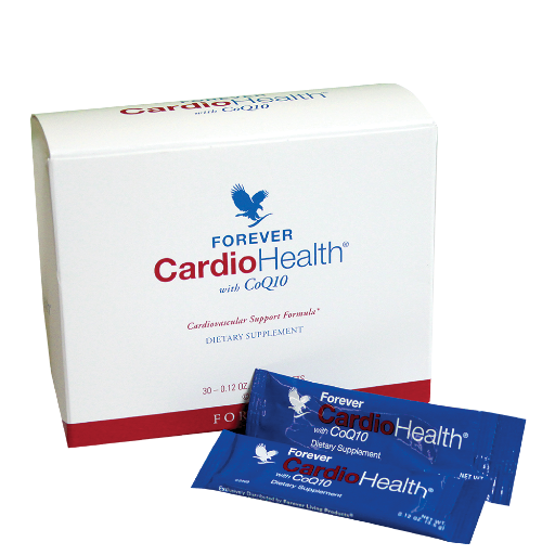 Forever Cardiohealth With CoQ10 - Forever Living