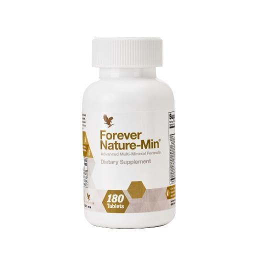 Tablete minerale naturale - Produse Aloe Vera Forever Living